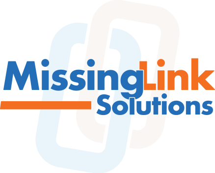 Missing Link Solutions Retina Logo